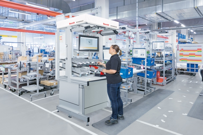 Where do people fit in the Factory of the Future?