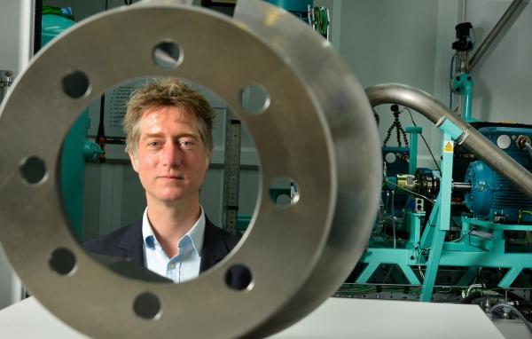 Steve Lindsey, Lontra CEO at Lontra, Napton, Warwickshire.