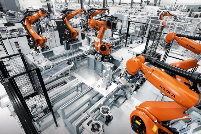 The Afrc Sign Partnership Deal With Kuka Robotics Zenoot